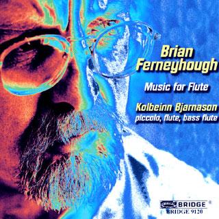 Brian Ferneyhough | pièces avec flûte
