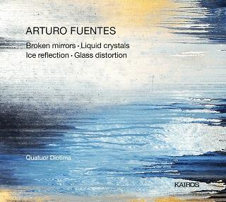 Le Quatuor Diotima joue le Mexicain Arturo Fuentes (né en 1975)