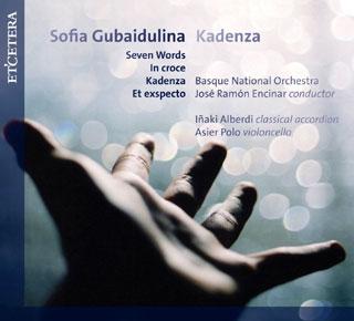 La spiritualité de Sofia Goubaïdoulina par l'accordéonniste Iñaki Alberdi