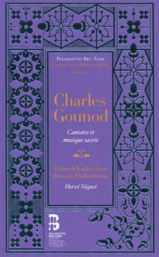 Le Palazzetto Bru Zane livre les pièces de Gounod liées au Prix de Rome