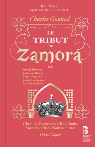 Hervé Niquet joue Le tribut de Zamora (1881), un opéra exotique de Gounod