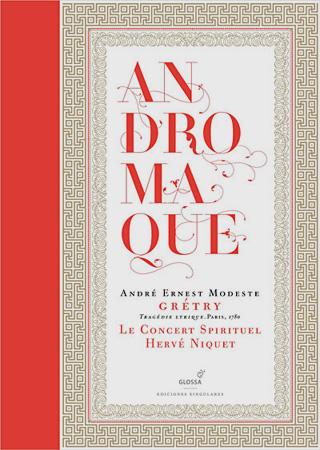 André Grétry | Andromaque