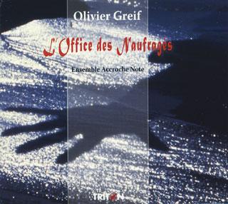 Olivier Greif | L'Office des Naufragés