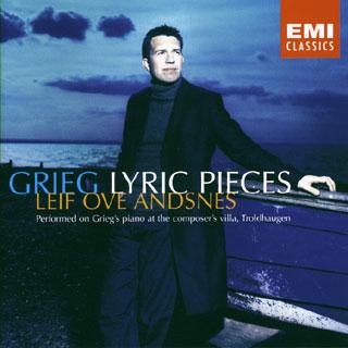 Edvard Grieg | pièces pour piano