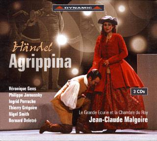 Georg Friedrich Händel   Agrippina