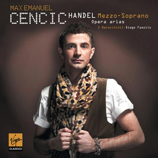 Georg Friedrich Händel | airs d'opéra
