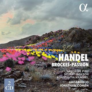 """La rare """"Brockes-Passion"""" d'Händel, par Jonathan Cohen, sous label Alpha"""