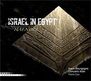 Georg Friedrich Händel   Israel in Egypt