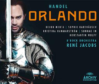 René Jacobs joue Orlando (1733), opéra de Georg Friedrich Händel