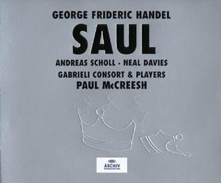Georg Friedrich Händel | Saul