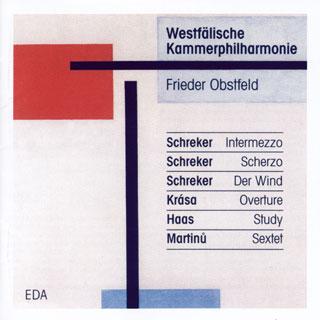 Frieder Obstfeld joue Haas, Krása, Martinů et Schreker