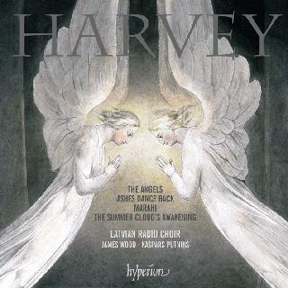 pièces avec chœur de Jonathan Harvey