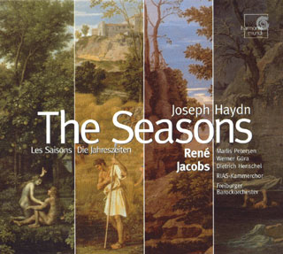 Joseph Haydn | Die Jahreszeiten