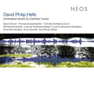 David Philip Hefti | œuvres orchestrales et chambristes