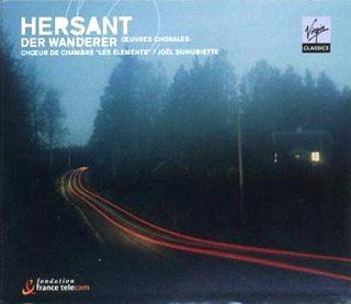 Philippe Hersant | pièces pour chœur