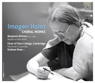 Imogen Holst | œuvres pour chœur