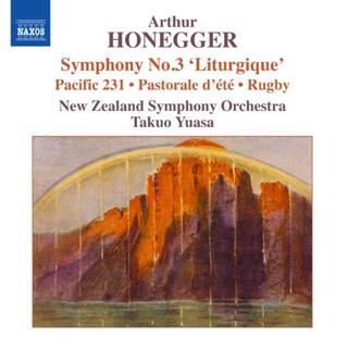 Arthur Honegger | œuvres pour orchestre