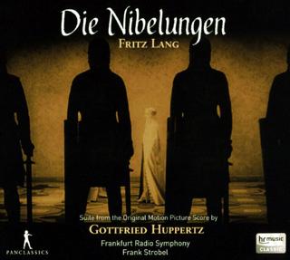 Strobel joue Die Nibelungen, la musique de Huppertz pour le film de Lang