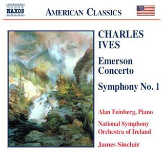 Charles Ives | Emerson concerto – Symphonie n°1