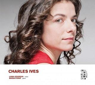 La violoncelliste Liana Gourdjia et le pianiste Matan Porat jouent Charles Ives