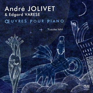 Le pianiste Ysuke Ishii joue André Jolivet et Edgar Varèse
