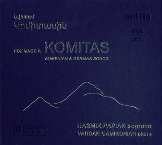 Soghomon Komitas | mélodies arméniennes et allemandes