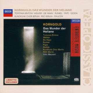 Erich Wolfgang Korngold | Das Wunder der Heliane