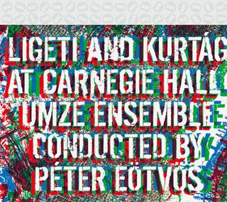 À New York en 2009, Péter Eötvös joue Kurtág et Ligeti (CD live)
