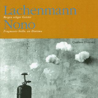 Lachenmann – Nono | quatuors à cordes