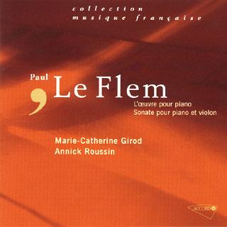 Paul Le Flem | pièces avec piano