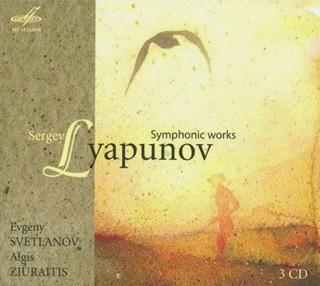 Sergueï Liapounov | œuvres pour orchestre