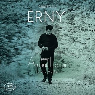 Le chef et pianiste Christian Erny joue huit pièces d'Arthur Lourié (1893-1966)