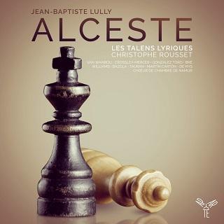 Christophe Rousset joue Alceste (1674), tragédie en musique de Lully