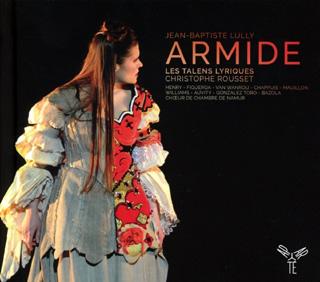 Christophe Rousset joue Armide (1686), la tragédie lyrique de Lully