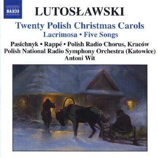 Witold Lutosławski | œuvres pour voix et orchestre
