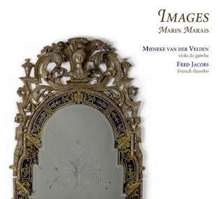 Marin Marais   pièces pour viole de gambe et théorbe