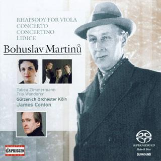 Bohuslav Martinů | Mémorial pour Lidice – etc.