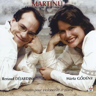 Bohuslav Martinů | sonates pour violoncelle et piano
