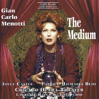 Gian Carlo Menotti | The medium