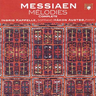 Olivier Messiaen | intégrale des mélodies