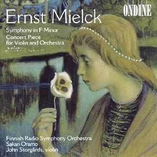 Ernst Mielck | Symphonie Op.4 – etc.