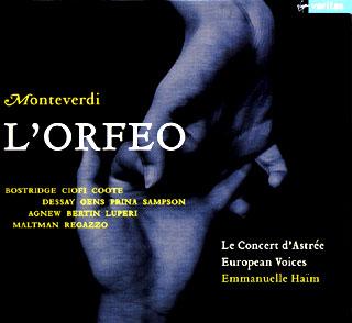 Claudio Monteverdi | L'Orfeo