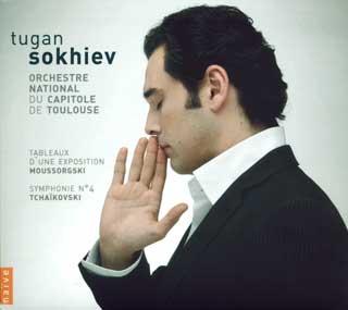 Moussorgski – Tchaïkovski   œuvres pour orchestre