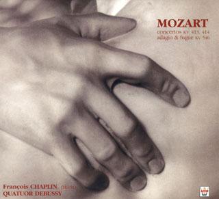 Wolfgang Amadeus Mozart   œuvres avec cordes