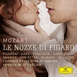 Yannick Nézet-Séguin joue Le nozze di Figaro (1786), l'opéra de Mozart