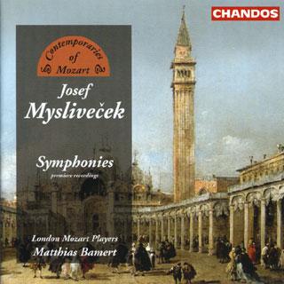 Josef Mysliveček | Symphonies F 26 à F 31