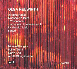 Olga Neuwirth   musique de chambre