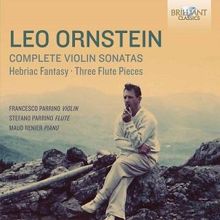 un programme chambriste autour des sonates pour violons de Leo Ornstein