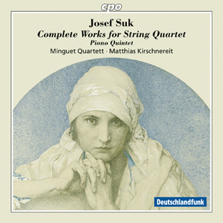 Le Quatuor Minguet joue Josef Suk (1874-1935)