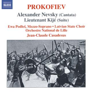Sergueï Prokofiev | Alexandre Nevski – Lieutenant Kijé